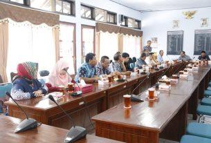 Kunjungan DPRD Kota Cimahi