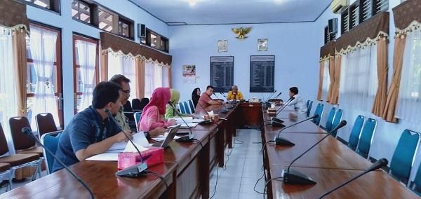 Rapat Kerja Pansus II