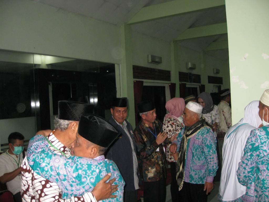 Kunker- Kepulangan Haji