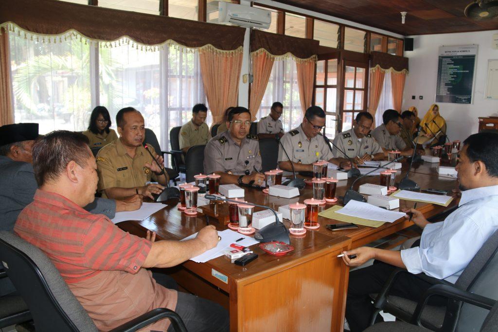 Persetujuan Hibah Tanah Situs Resmi Dprd Kabupaten Pemalang
